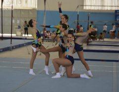 Macaíba: Vila Olímpica é sede da ginástica artística nos Jerninhos