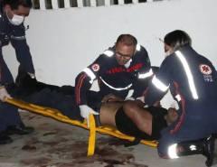 Popular reage a assalto e deixa assaltante baleado no Centro de Mossoró no Oeste Potiguar