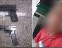JOVEM DE 17 ANOS MORRE AO TROCAR TIROS COM POLICIAIS MILITARES APÓS VÁRIOS ASSALTOS NA NOITE DESTE SÁBADO
