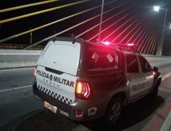 Polícia Militar evita suicídio na Ponte Newton Navarro em Natal