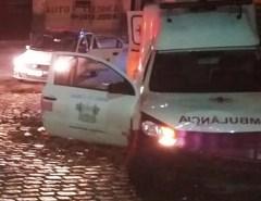 Adolescentes roubam ambulância e fazem série de assaltos na Grande Natal, diz PM
