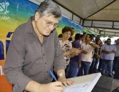 Macaíba: Prefeito Fernando Cunha assina ordem de serviço nesta terça na Reta Tabajara