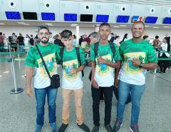 Frutos da Vila Olímpica: Estudantes representam Macaíba nas Paralimpíadas Escolares 2019