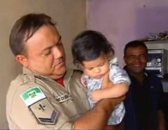 Bombeiro orienta família por telefone e salva bebê engasgado em Mossoró