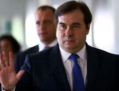 Reforma Tributária pode sair em março de 2020, diz Rodrigo Maia