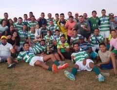 Bandeirantes conquista o Campeonato Municipal de Futebol 2019
