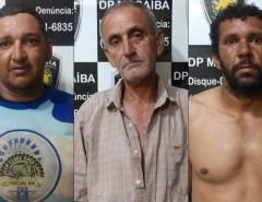Macaíba: Polícia Civil deflagra 4ª Fase da Operação Espectros e prende três pessoas