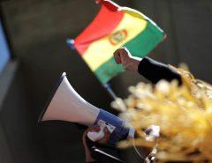 Bolívia anuncia entrada no Grupo de Lima
