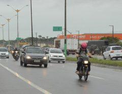 Atenção! Trecho da BR-101, em Parnamirim, é parcialmente interditado para obras