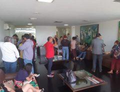 Previdência do RN: Servidores abandonam reunião após Governo Fátima apresentar proposta
