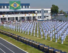 Marinha do Brasil abre 66 vagas para corpos de saúde e de engenheiros