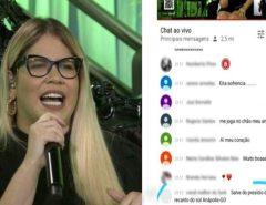 Foi brincar no presídio: Detento que fez comentário em live de Marília Mendonça tem celular retirado