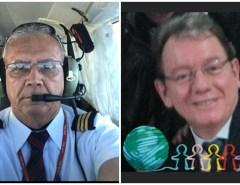 Tragédia: Avião cai com médicos no Ceará