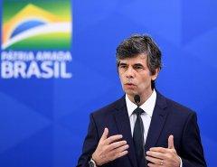A Pedido: Teich deixa o Ministério da Saúde com menos de um mês no cargo