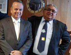 Ministro Rogério Marinho emite nota de pesar pela morte do vereador Gelson Lima