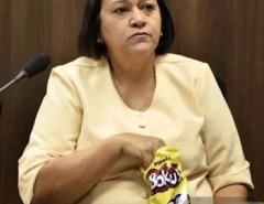 Desastre: Governadora Fátima dá Marcha ré e leva o Estado para o fundo do poço