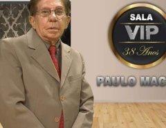 MORRE O JORNALISTA PAULO MACEDO