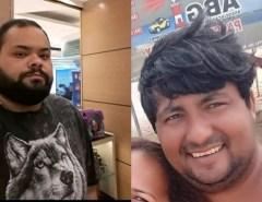Dois homens foram baleados em Macaíba
