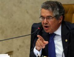 SÓ NO BRASIL: Após críticas por soltar chefe do PCC, Marco Aurélio rebate: 'Se for assim, é melhor colocar paredão de fuzilamento no STF'