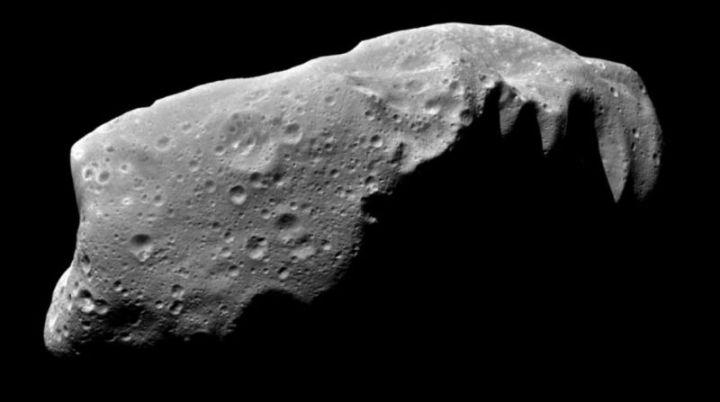 asteroid sebagai anggota tata surya