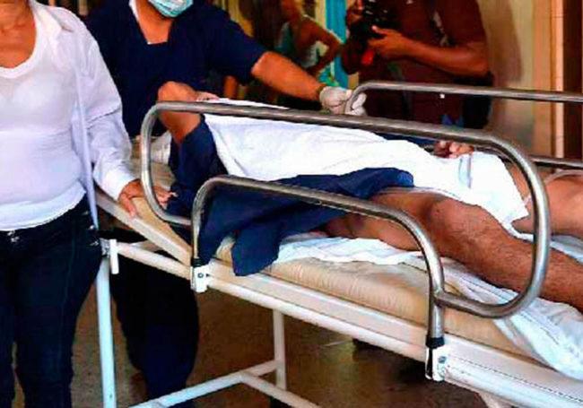 Tres heridos durante una balacera ocurrida en La Vega –
