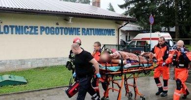 Cuatro fallecidos y más de cien heridos por impacto de rayo en Polonia