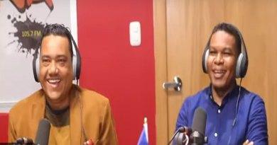VIDEO: Raymond Pozo : No hay dudas, Fausto Mata es el mejor comediante del país