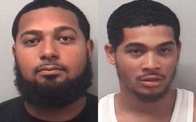 Arrestan dominicanos en Nueva Jersey por amenazas terroristas, drogas y armas blancas –