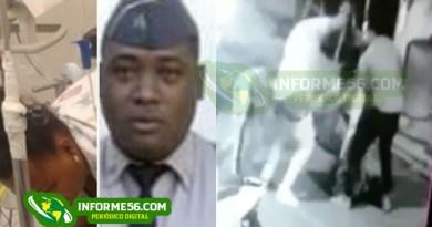 Video: Momento en que grupo saca sargento de patrulla y lo matan