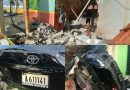 Imágenes fuertes : terrible accidente deje 5 muertos en la Vega
