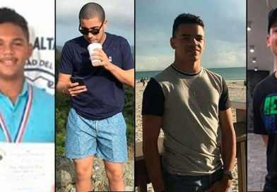 Identifican jóvenes de SFM que murieron al sufrir accidente en Ranchito, La Vega