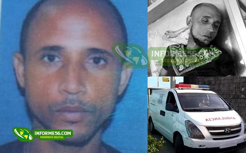 (Fotos/Video) Trasladan a la morgue hombre acribillado en Hogares Crea SFM –