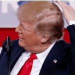 VIDEO: Trump: «Mi cabello es de verdad y mejor que el de la mayoría de mis amigos de mi edad»