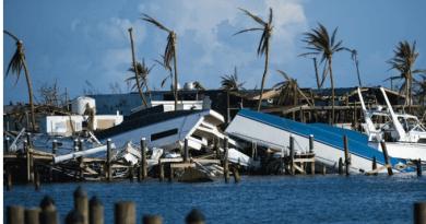 Son ya 52 los muertos y 1,300 los desaparecidos por huracán Dorian en Bahamas