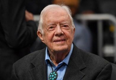 Jimmy Carter será operado este martes en EE.UU. por una hemorragia cerebral