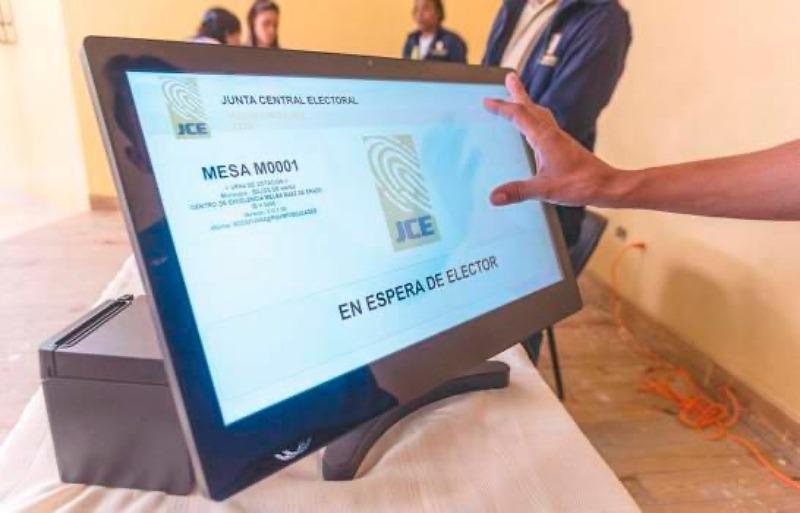 JCE concluye prueba parcial en 28 municipios; prueban nuevas funcionalidades del voto automatizado – .