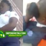 Video: Empleados del 911 resultan heridos tras ser asaltados en la capital