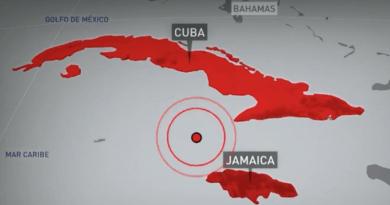Terremoto magnitud 7,7 sacude las costas de Jamaica y Cuba; emiten alerta de tsunami