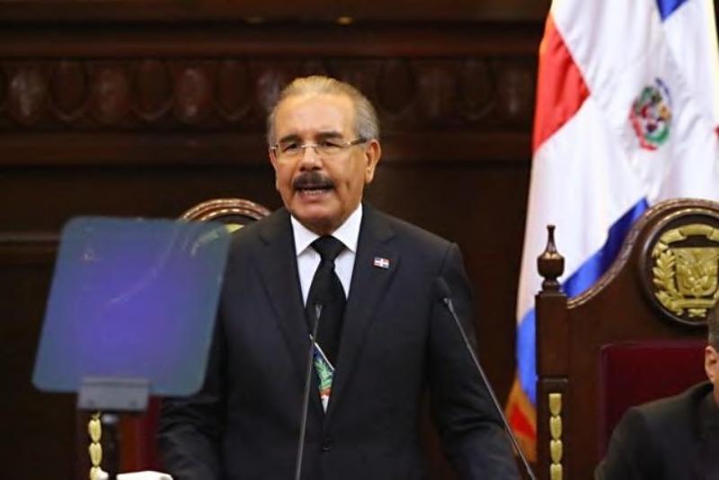 Discurso integro de la rendición de cuentas del presidente Medina – .