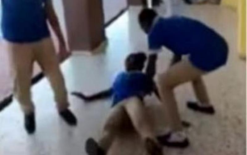 """Someterán a alumnos que aplicaron """"rompe cráneo"""" a compañero – ."""