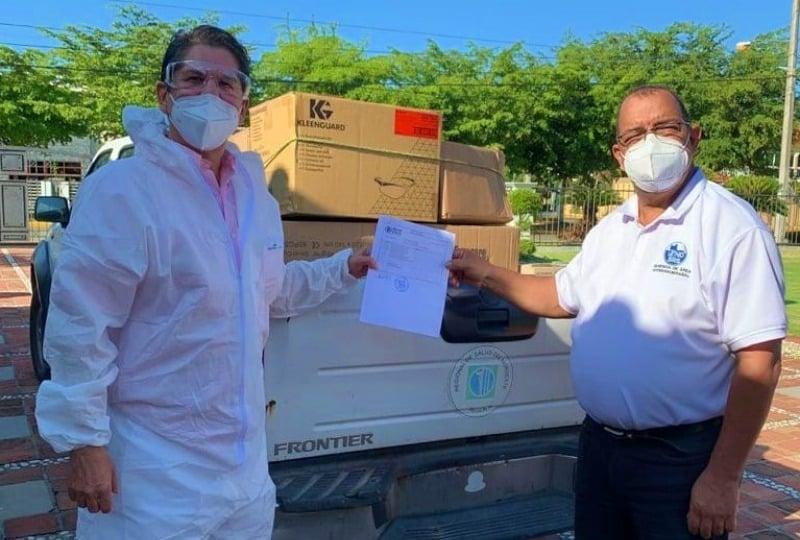CRD entregó materiales en Hermanas Mirabal para enemistar COVID-19 – .