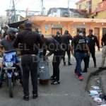 Video: Policía realiza operativo en Capotillo, luego de tiroteo en La 42