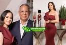 Esposa de Juan Ramón Gómez Díaz anuncia serán padres