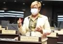 Lila Alburquerque renuncia del PLD y regresa al Partido Reformista