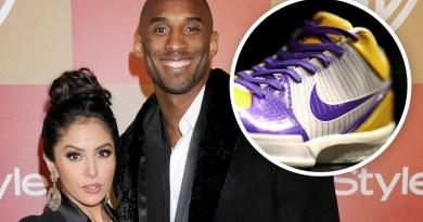 La viuda de Kobe Bryant rompe con Nike