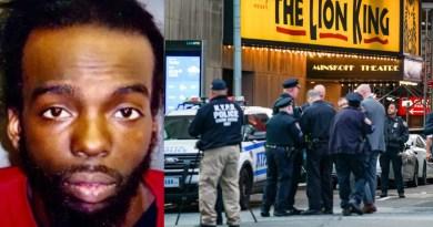 Identifican a sospechoso del tiroteo en Times Square y víctimas se recuperan