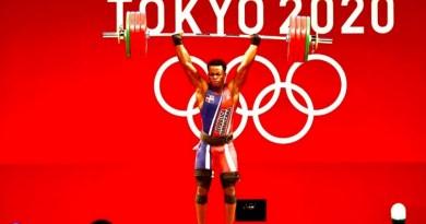 Zacarias Bonnat gana plata olímpica en Pesas