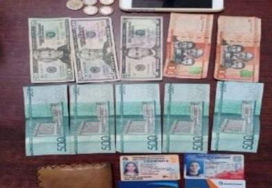 Apresan mujer estafó casa de cambio con transacciones fraudulentas