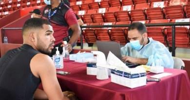 Salud Pública realiza pruebas de Covid-19 a Indios de San Francisco