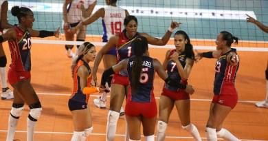 Las Reinas del Caribe derrotan a Cuba
